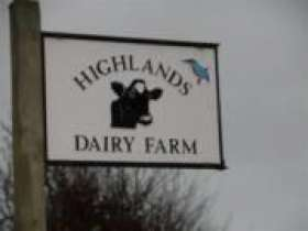 Highlands Dairy Farm fishery