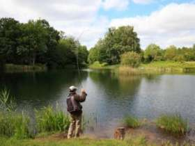 Larkwood Trout Fishery