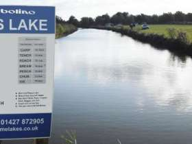 Lindholme Coarse Fishing Lakes
