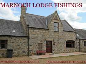 Marnoch Lodge Salmon Fishing and Accomodation
