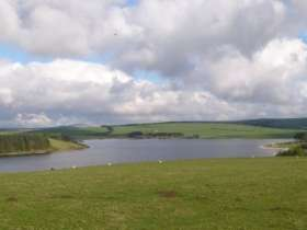 Siblyback Lake Reservoir